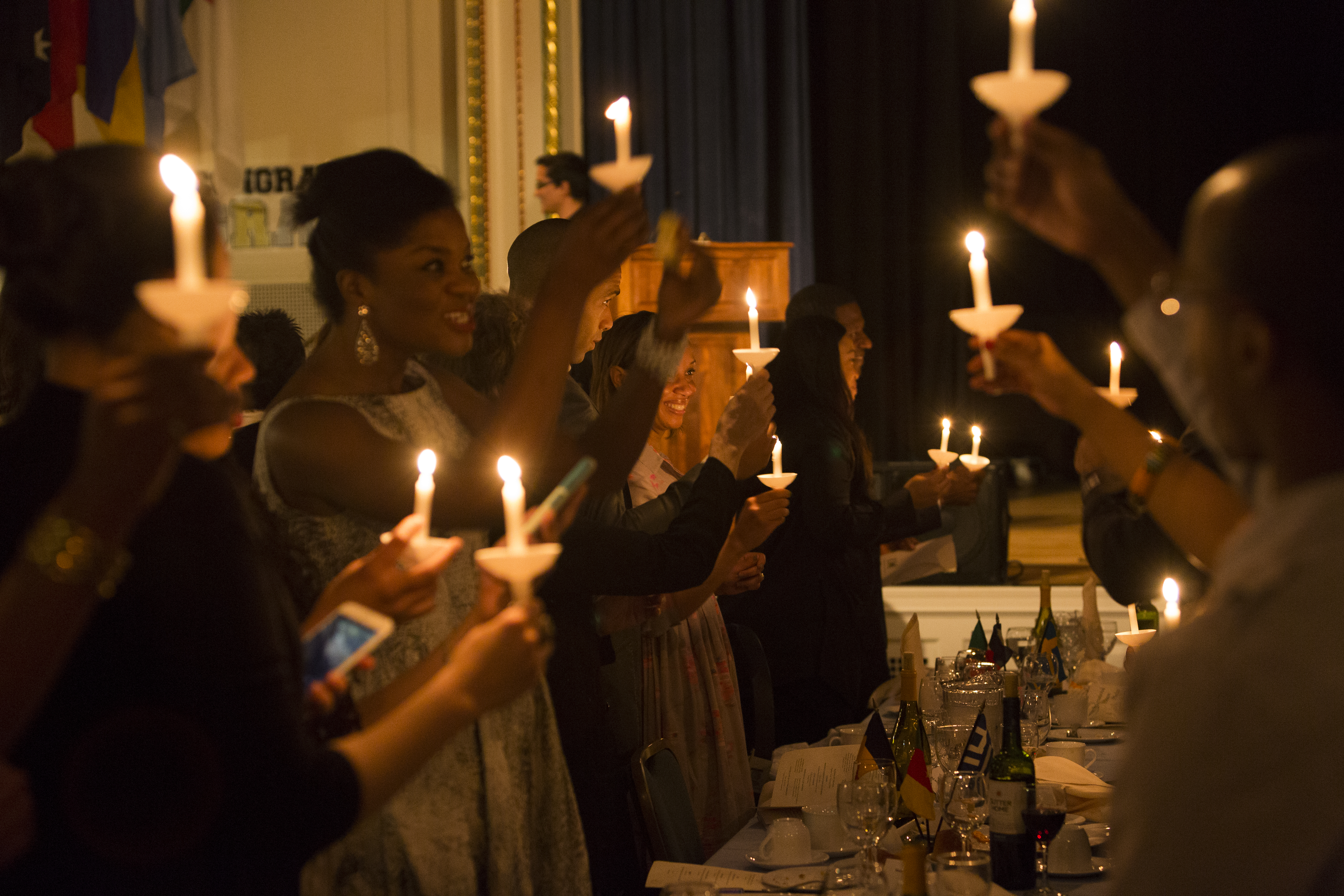 Ny Intl House Candlelight Sunday Supper