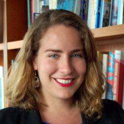 Headshot image of Laura Cantekin