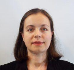 Headshot photo of Veneta Nikolova